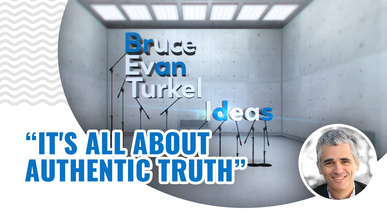 Monday Marketing Minutes – It's All About Authentic Truth