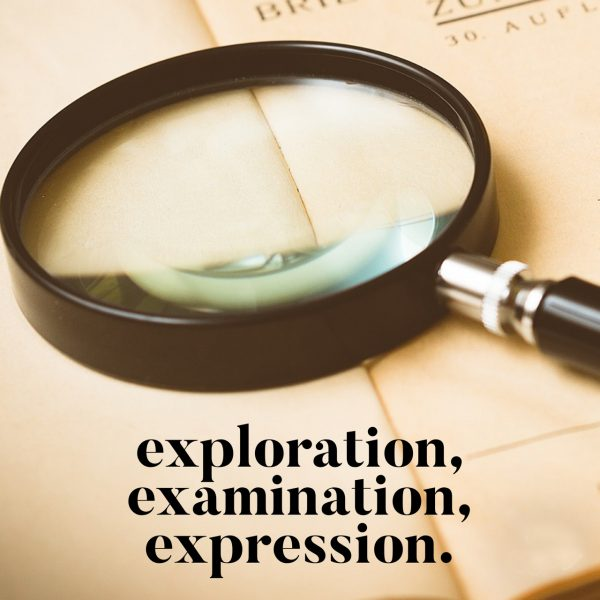 Exploration Examination Expression