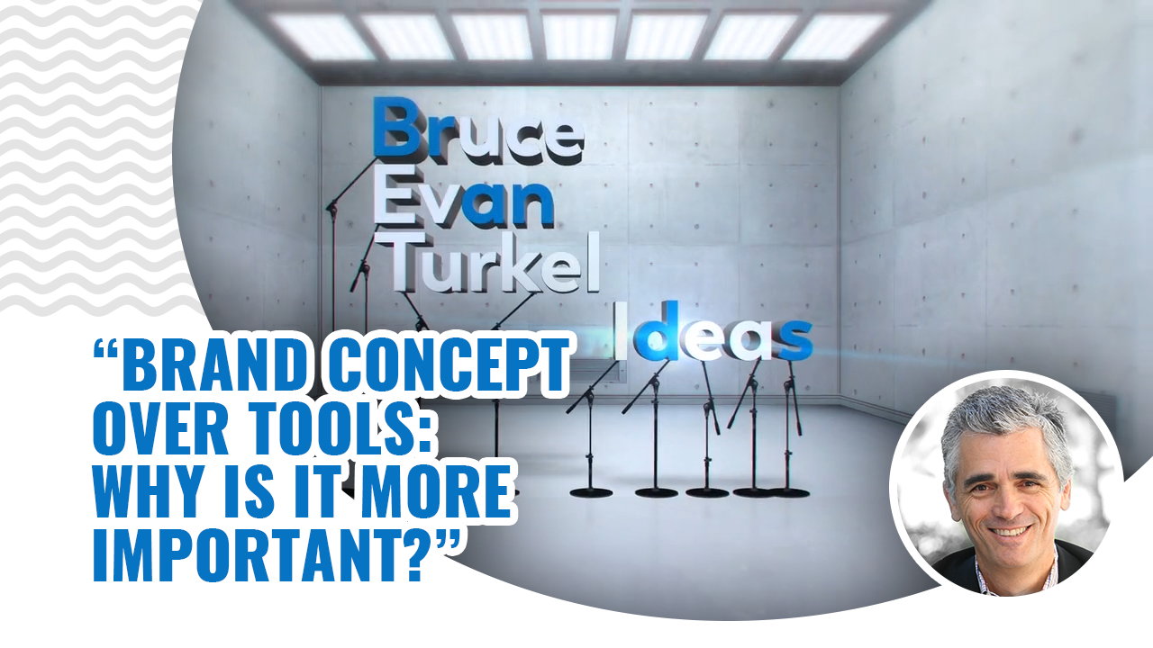 Monday Marketing Minutes – Brand Concept Over Tools: Why Is It More Important?
