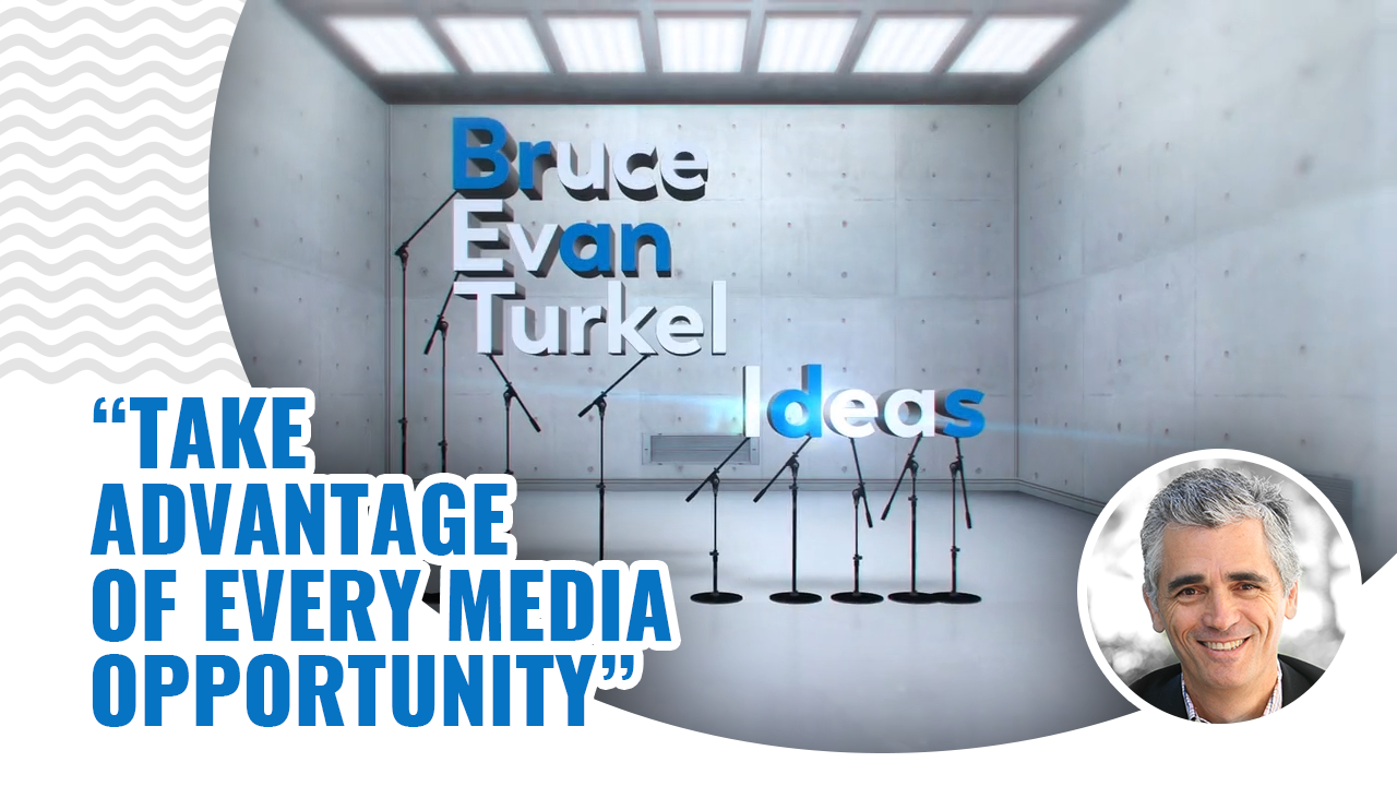 Monday Marketing Minutes – Take Advantage of Every Media Opportunity