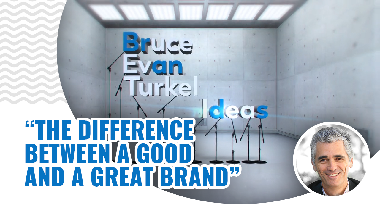 Monday Marketing Minutes - The Difference Between a Good and a Great Brand
