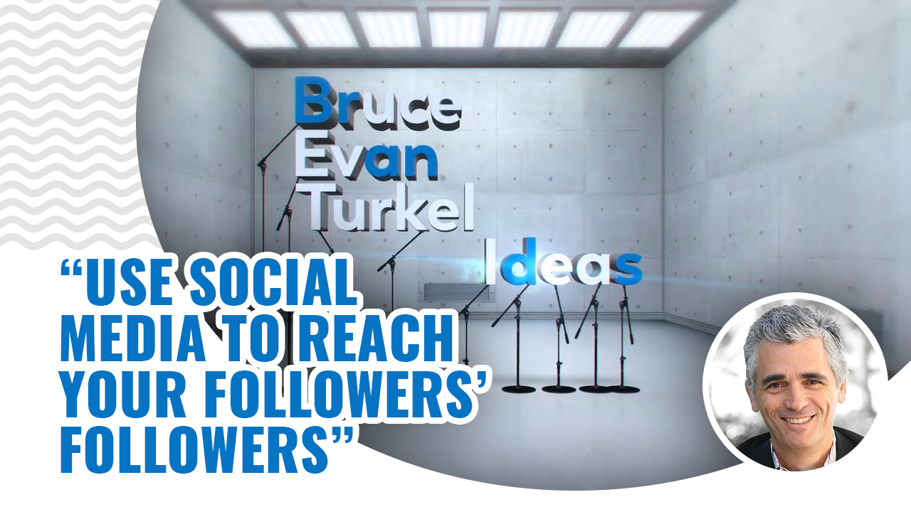 Monday Marketing Minutes - Use Social Media to Reach Your Followers' Followers