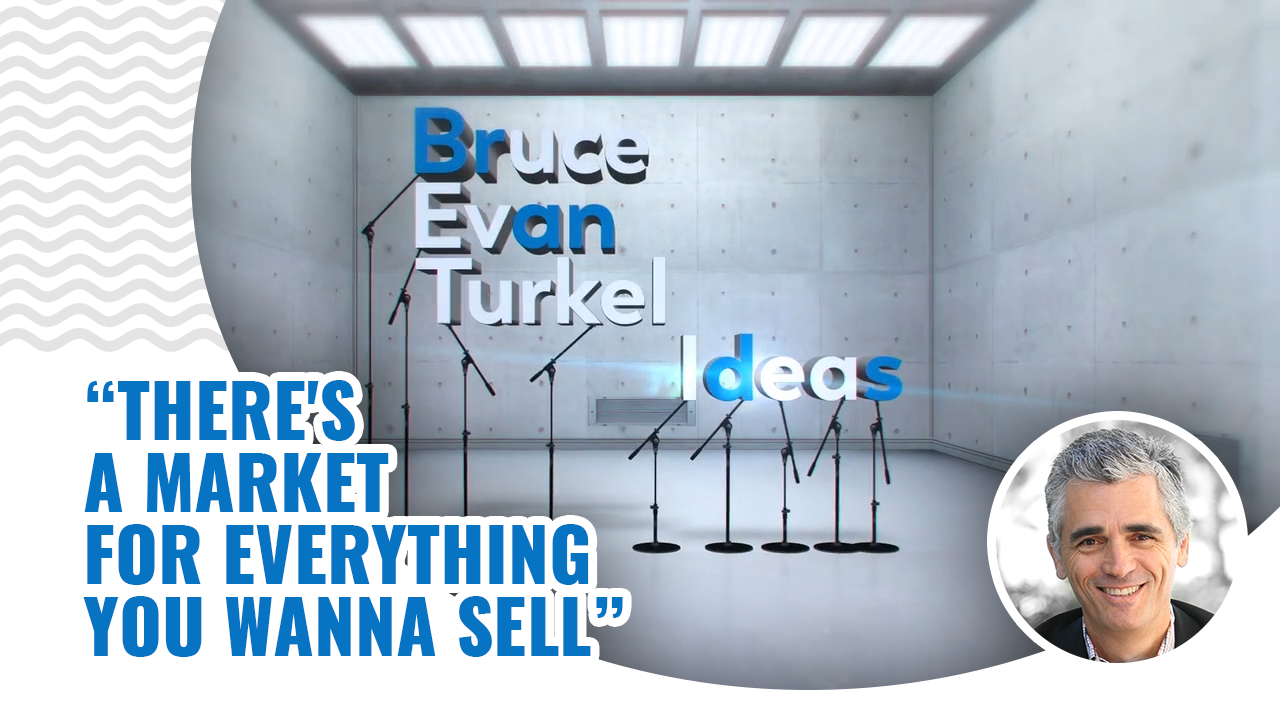Monday Marketing Minutes - There's a Market for Everything You Wanna Sell