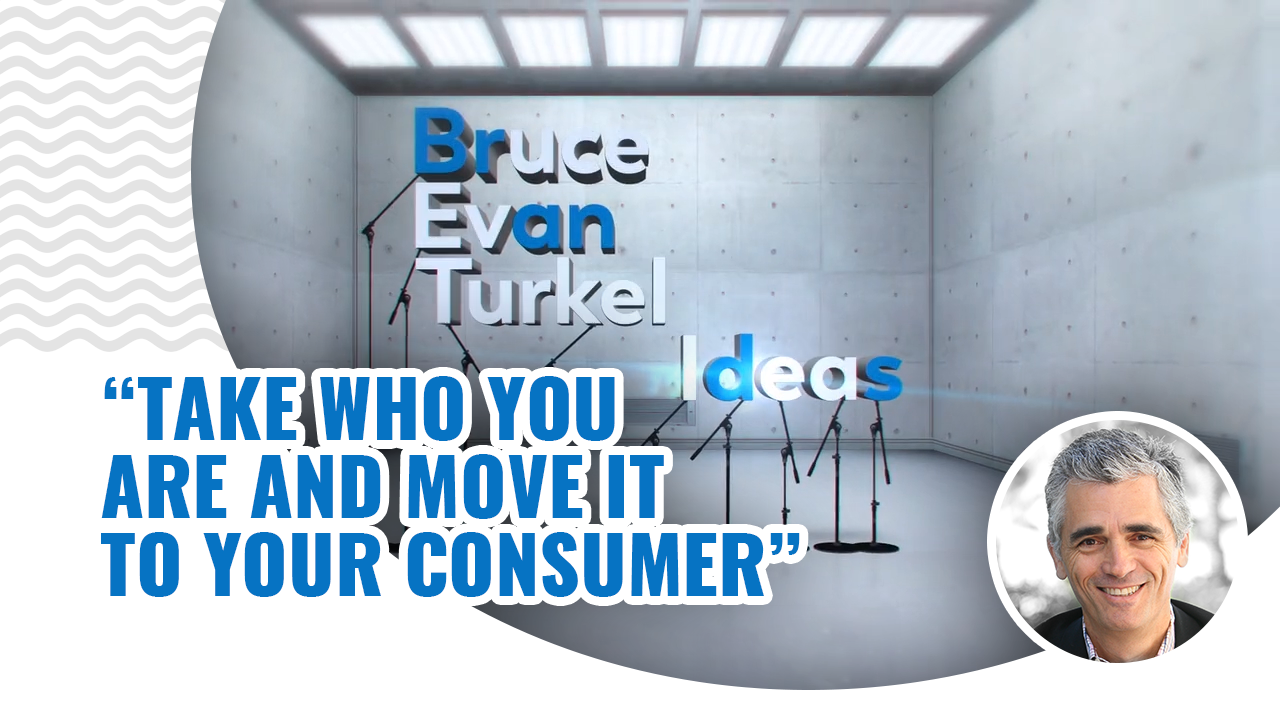 Monday Marketing Minutes – Take Who You Are and Move It to Your Consumer