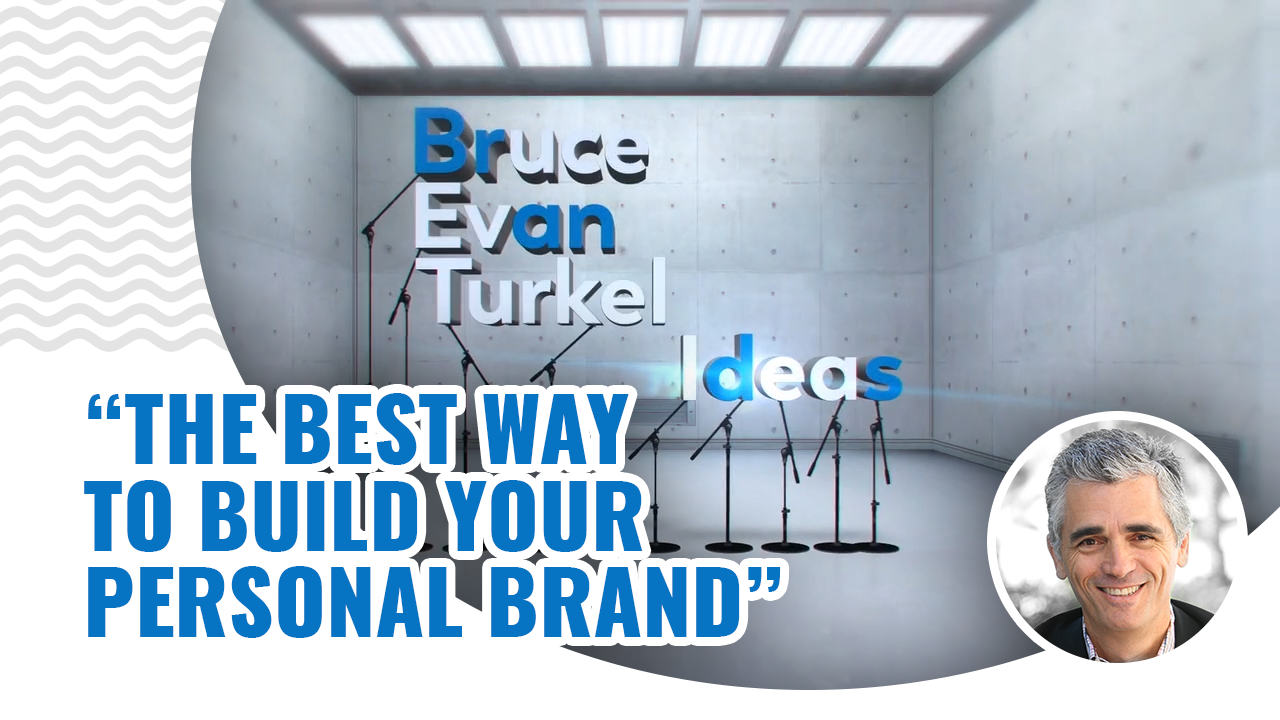 Monday Marketing Minutes – The Best Way to Build Your Personal Brand