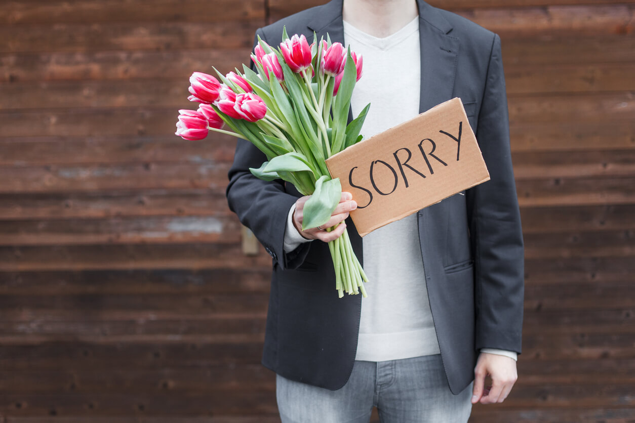 Four A's of An Apology