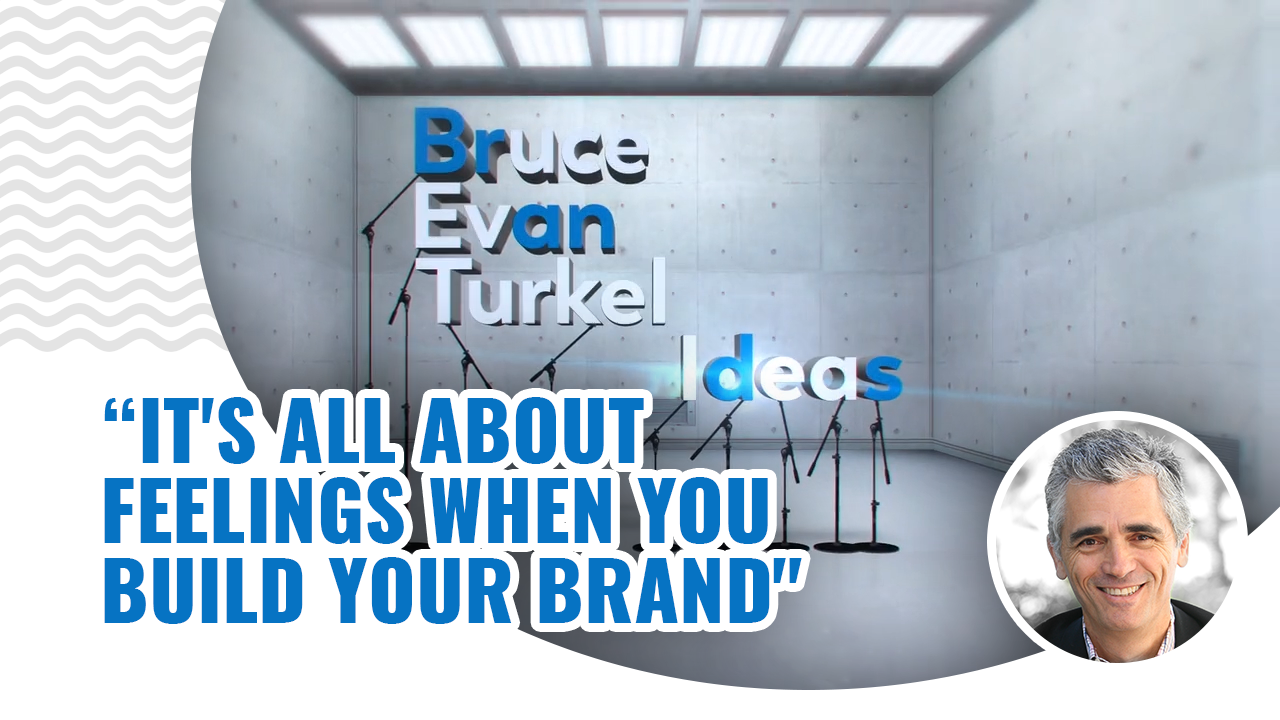 Monday Marketing Minutes - It's All About Feelings When You Build Your Brand