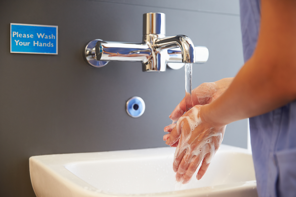 When do You Wash Your Hands?