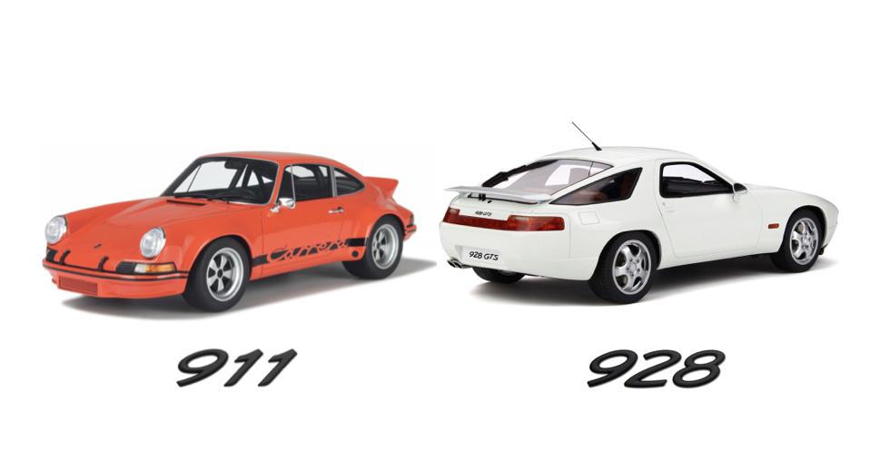 911 vs 928