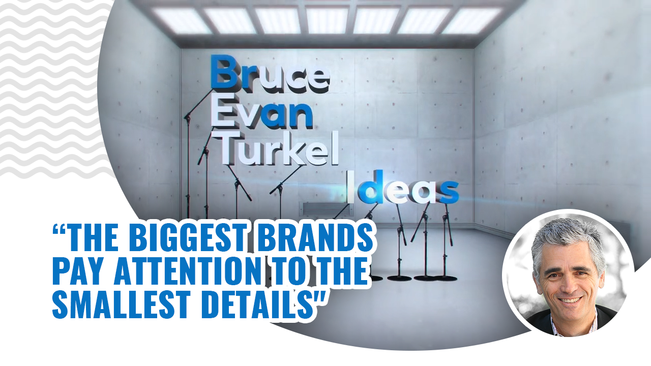 Monday Marketing Minutes – The Biggest Brands Pay Attention to Smallest Details