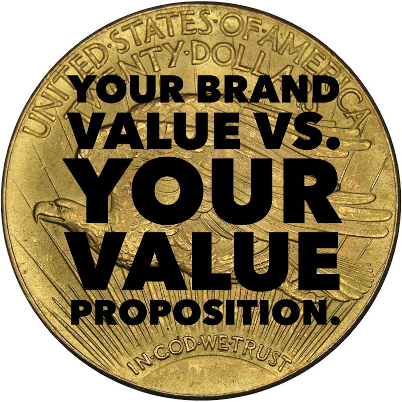 Value Proposition vs. Brand