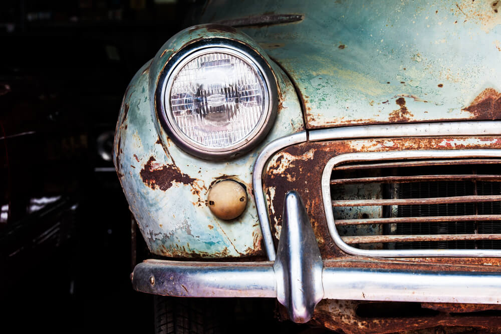 Anyone with Money Can Restore a Car, but No One Can Make It Original Twice.