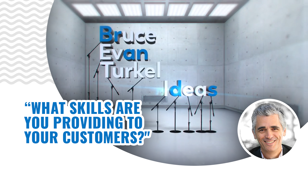 Monday Marketing Minutes – What Skills Are You Providing to Your Customers?