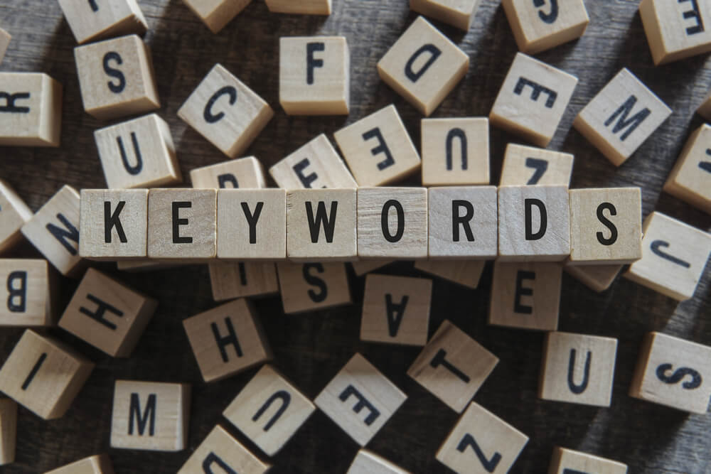 The Key to Using Keywords