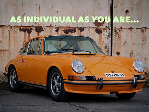 As Individual As You Are…