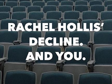 Rachel Hollis' Decline. And You.