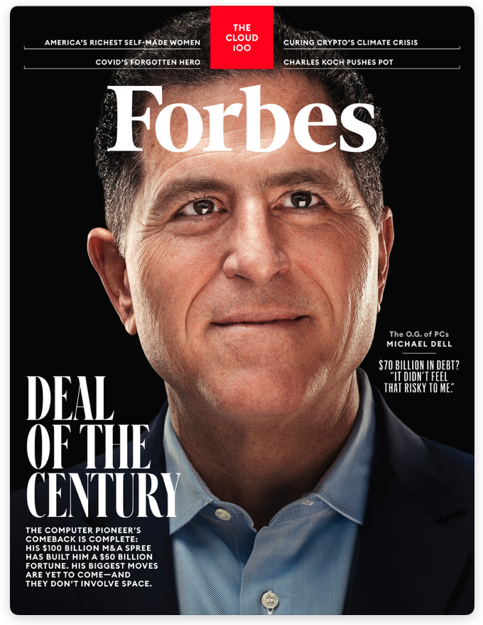 Forbes Mag October 2021